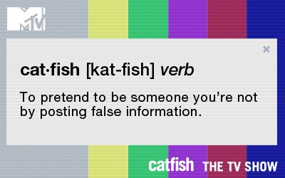 Catfish definition logo