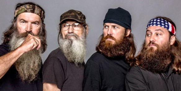 The Robertson Boys of Duck Dynasty, TV Unfiltered