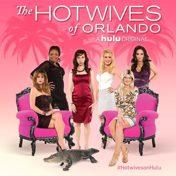 Hotwives of Orlando poster