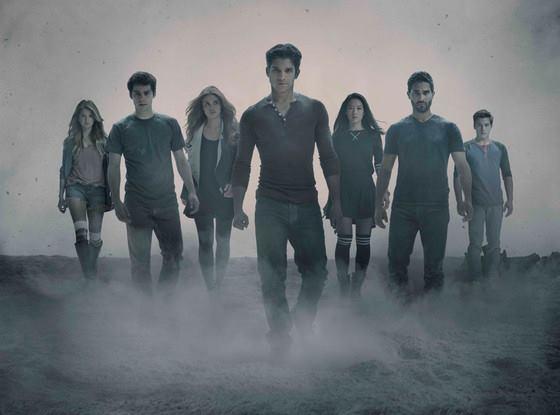 Teen Wolf S4 Cast