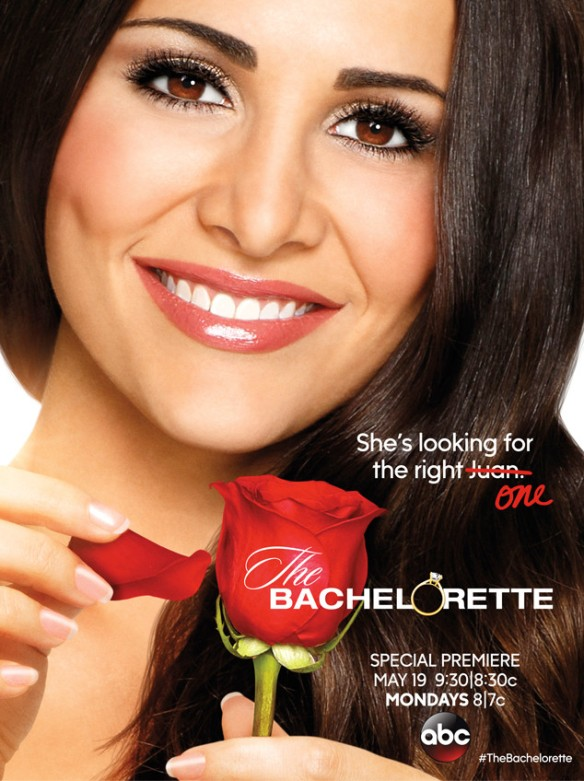 The Bachelorette promo