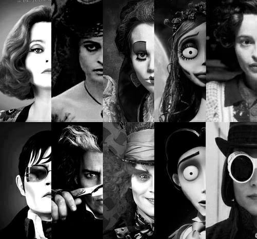 Tim Burton career fan art